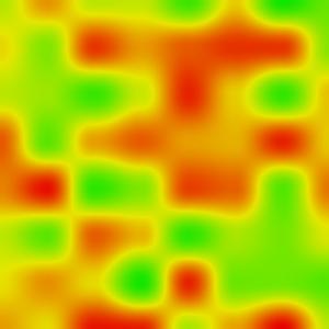Output from Bicosine Interpolation
