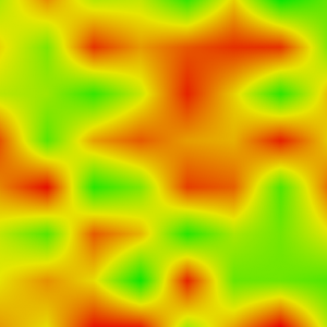 Output from Bilinear Interpolation